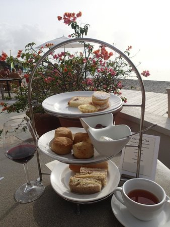 BodyHoliday Saint Lucia : Afternoon Tea