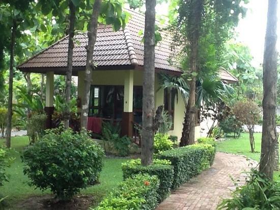 Oriental Kwai Resort : de kamer