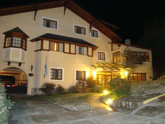 Las Marianas Hotel: Vista de noche