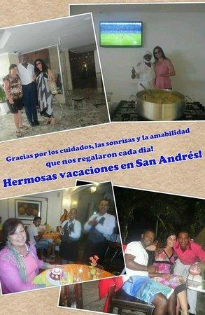 Sol Caribe San Andres: Atendimento incrível!