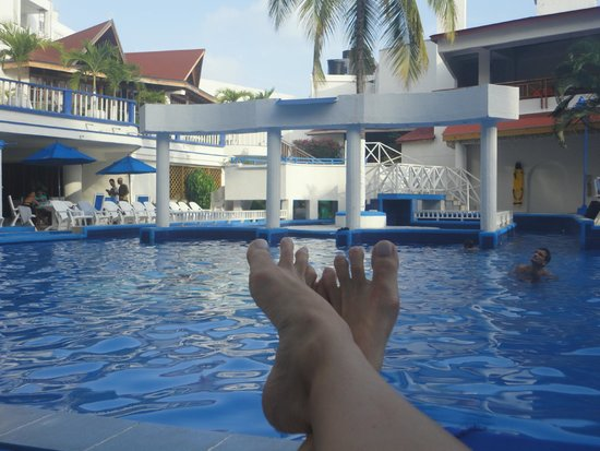 Sol Caribe San Andres: Bom lugar para relaxar