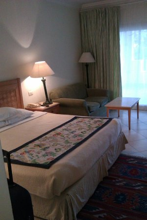 Mexicana Sharm Resort : bedroom
