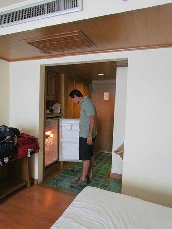 Silom Serene: Habitacion