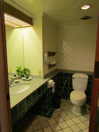 Silom Serene: Baño