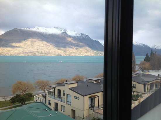 Hotel St Moritz Queenstown - MGallery Collection: View from our room - level 6