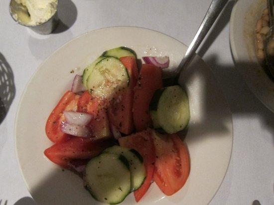 Umberto's: Salad