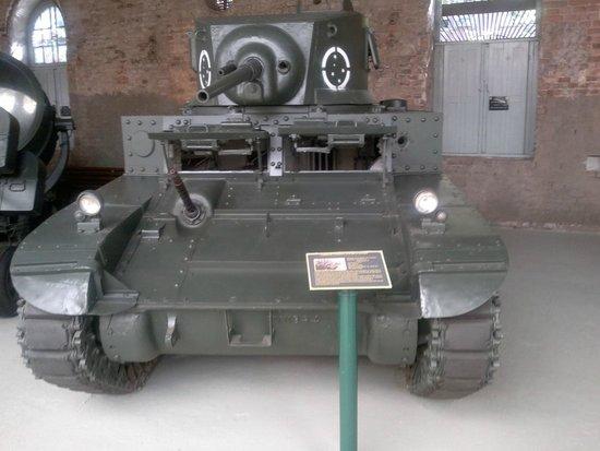 Military Museum: Museu
