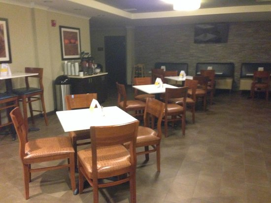 Comfort Suites near Westchase on Beltway 8: Dining