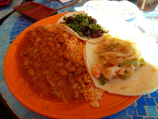 Salsalito Taco Shop: Surf and Turf