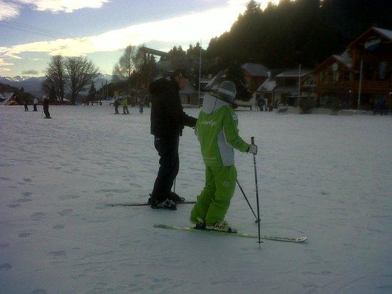 La Base Escuela de Ski & Snowboard: Clase