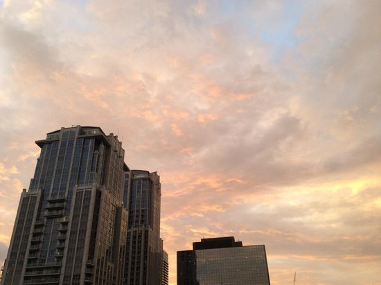 Chelsea Hotel, Toronto: the nice view