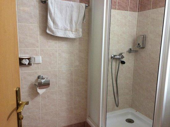 Hotel Residence Tabor: Ванная комната