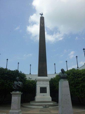 Casco Viejo: Plaza francia