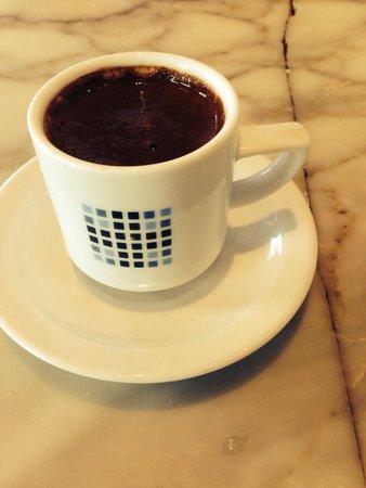 Hellenic Republic Brunswick: Greek coffee