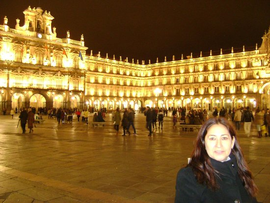 Salamanca's Plaza Mayor: Plaza Mayo