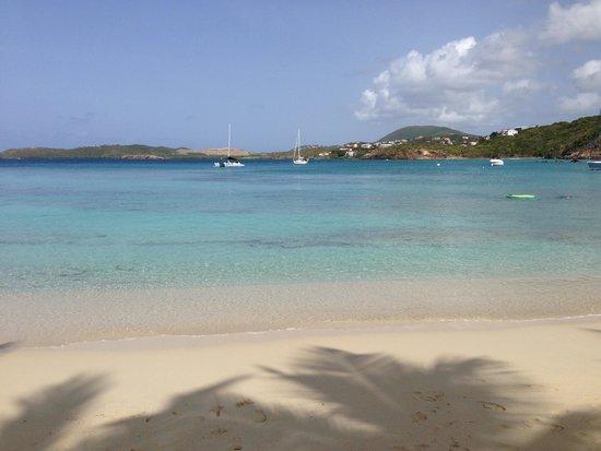 Secret Harbour Beach Resort : What a view...