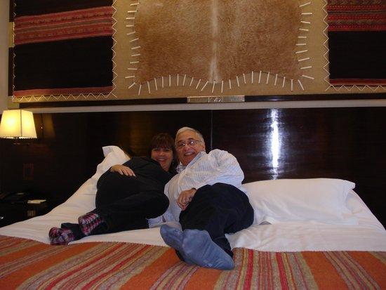 Alejandro 1 Hotel Internacional Salta: HABITACION SUPERCOMPLETA
