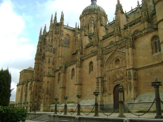 Salamanca's Plaza Mayor: San Esteban