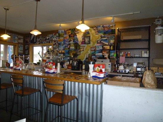 Kiwi's Takeaway : Counter service