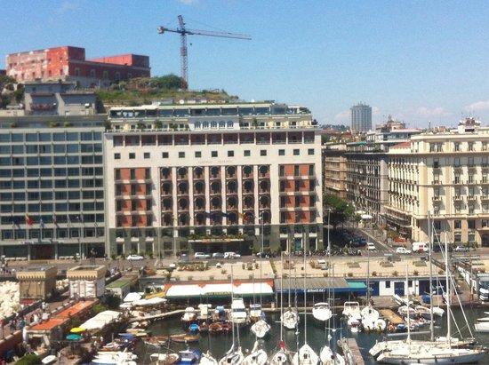 Grand Hotel Vesuvio : Fachada do hotel