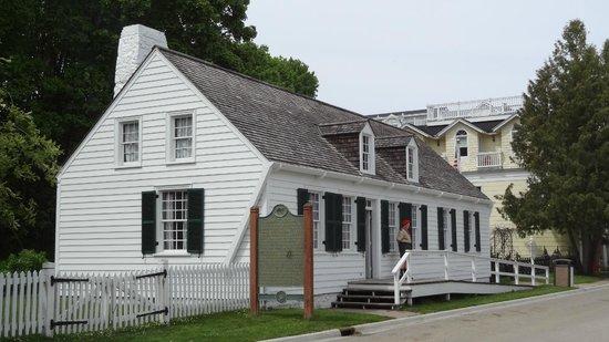 Biddle House : A quick little stop.