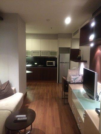 Grand Sukhumvit Hotel Bangkok: キッチン付き