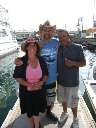 Sushi Time Sport Fishing: fishing crew