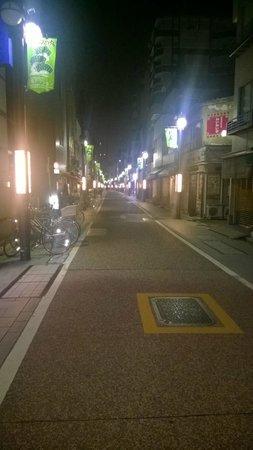 Guest House Shinagawa-shuku : Street