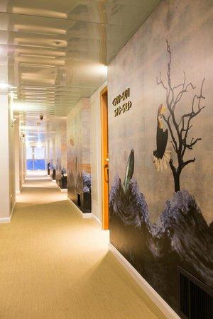 The Maxim Hotel: Hallway - 5th floor