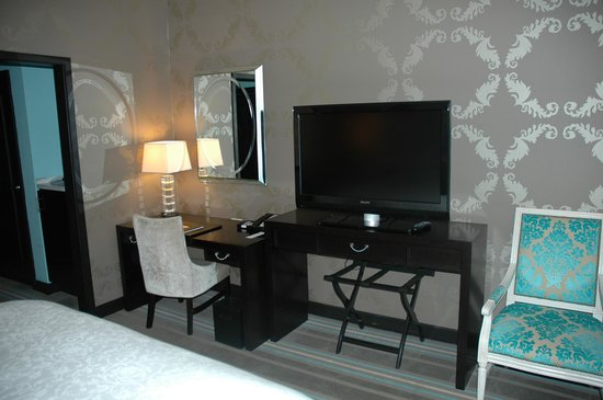 The Nines, a Luxury Collection Hotel, Portland: Room