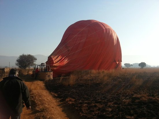 Life Ballooning: all done