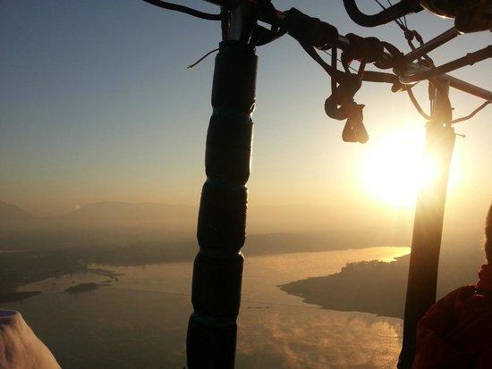 Life Ballooning: sunrise