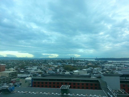 SKYCITY Grand Hotel: View from room