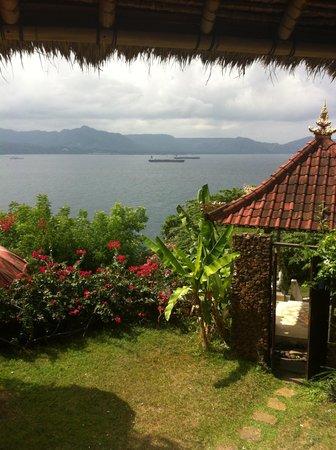 Bloo Lagoon Village: View fromVilla