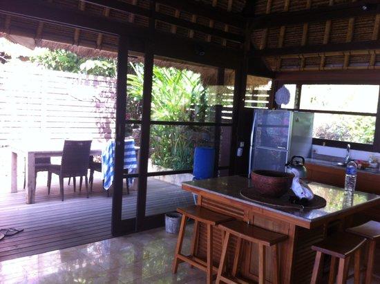 Bloo Lagoon Village: Villa 13
