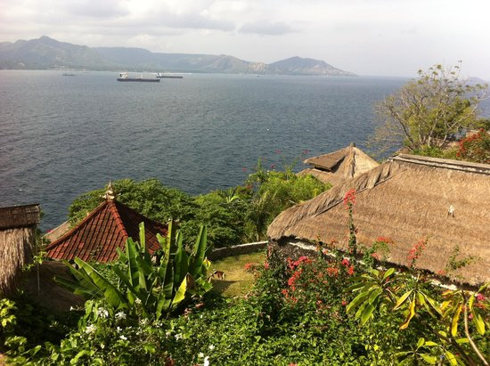 Bloo Lagoon Village : View from Villa