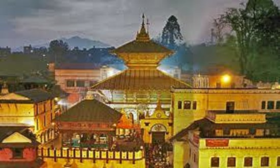 Kathmandu Homestay: PashupatiNath.