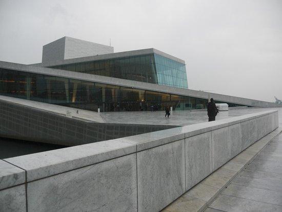 The Norwegian National Opera & Ballet : Оперный театр Осло