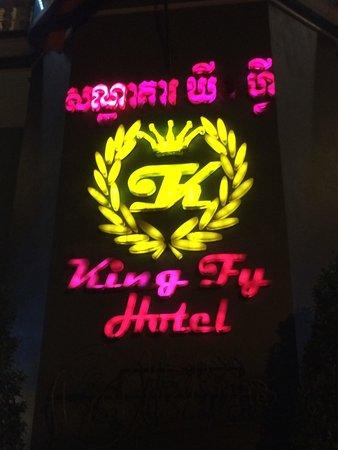Logo King Fy Hotel