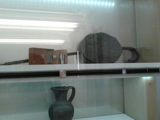 Sigmund Freud Museum: cappello e bastone