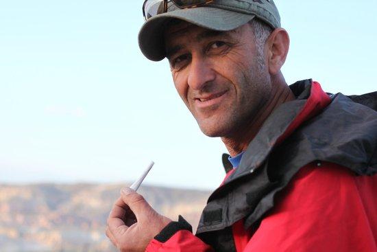 Walking Mehmet Guide Walks : The Walking Mehmet