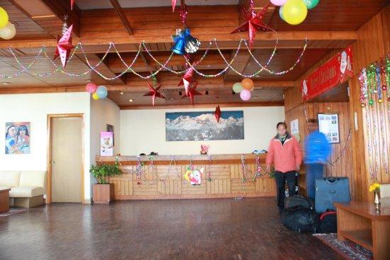 Sinclairs Darjeeling : Reception