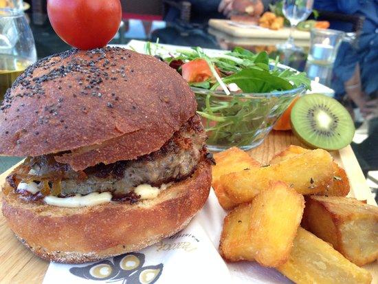 Isla Waiheke, Nueva Zelanda: Lunch!