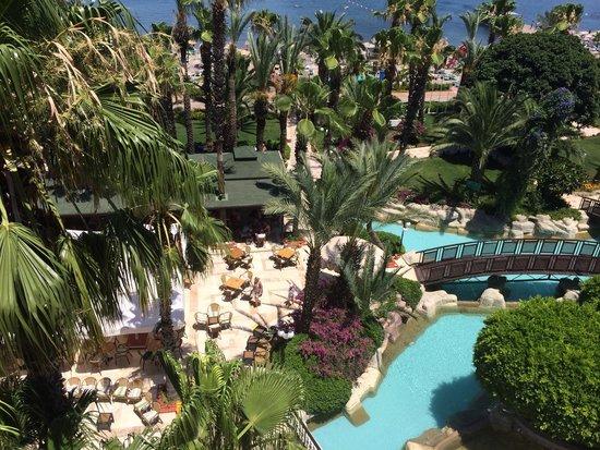 Hotel Aqua: Lovely view