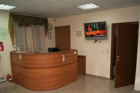 Bogemia Business Hotel: Reception