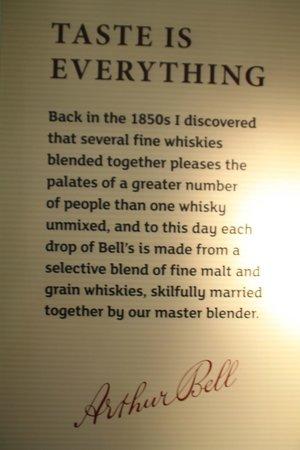 Blair Athol Distillery: within the Distillery