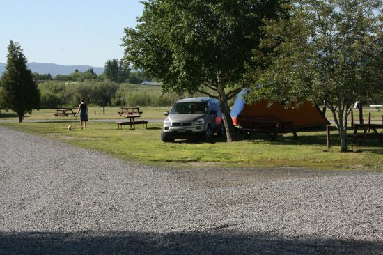Butte KOA: One of the few RV parks in the area