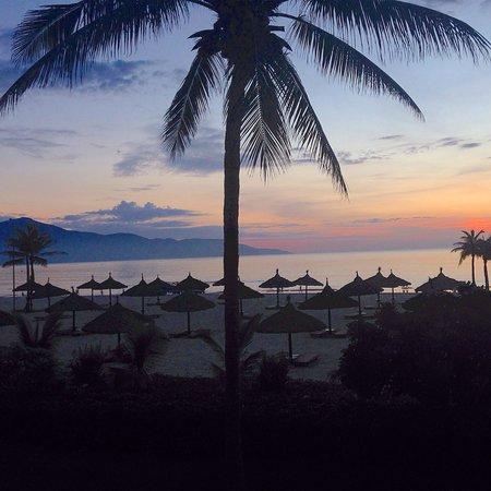 Sunrise at Furama Resort Danang