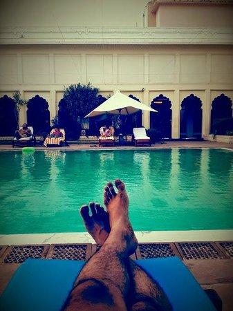 Trident,  Jaipur : Poolside