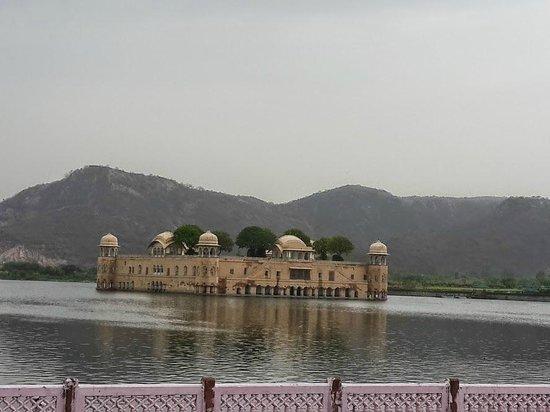 Trident,  Jaipur : Jal Mahal View